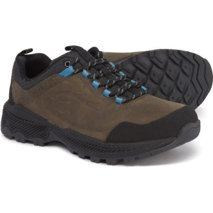 dbca4b6392 Merrell Forestbound Hiking Shoes - Waterproof (For Women) in Boulder -  Closeouts