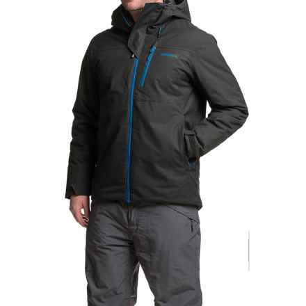 Merrell Fraxion 2.0 PrimaLoft® Jacket - Insulated (For Men) in Black - Closeouts