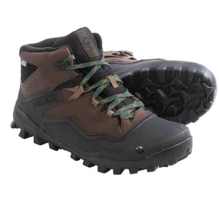 Merrell Fraxion Shell 6 Snow Boots - Waterproof, Insulated (For Men) in Chocolate Brown - Closeouts