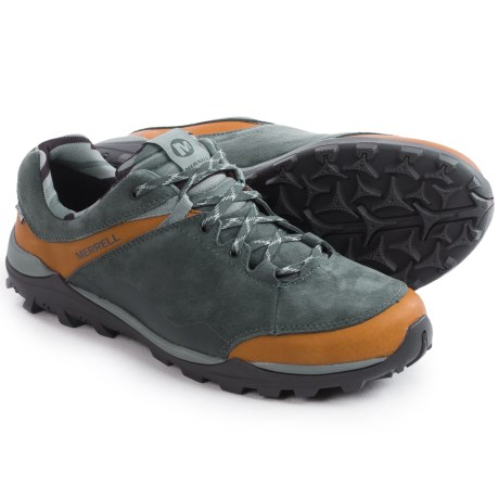 Merrell Fraxion Trail Shoes Waterproof (For Men)