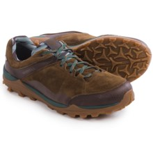 Merrell Fraxion Trail Shoes - Waterproof (For Men) in Chocolate Brown - Closeouts