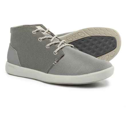 Merrell Freewheel Mesh Chukka Boots (For Men) in Wild Dove - Closeouts