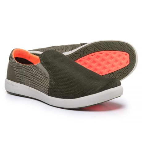 Merrell Freewheel Mesh Moc Shoes - Slip-Ons (For Women) in Vertiver