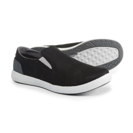 Merrell Freewheel Moc Shoes - Leather, Slip-Ons (For Women)