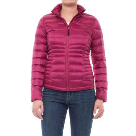 Merrell Frostwork Packable Down Jacket - 800 Fill Power (For Women) in Sangria - Closeouts
