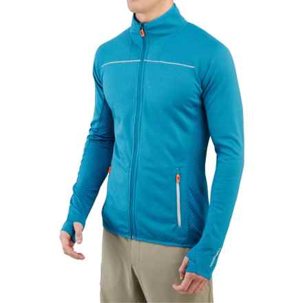 Merrell Geotex Speed Jacket (For Men) in Celestial Heather - Closeouts