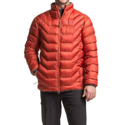 Merrell Glacial Featherless Puffer Jacket - Insulated (For Men) in Bossa Nova - Closeouts