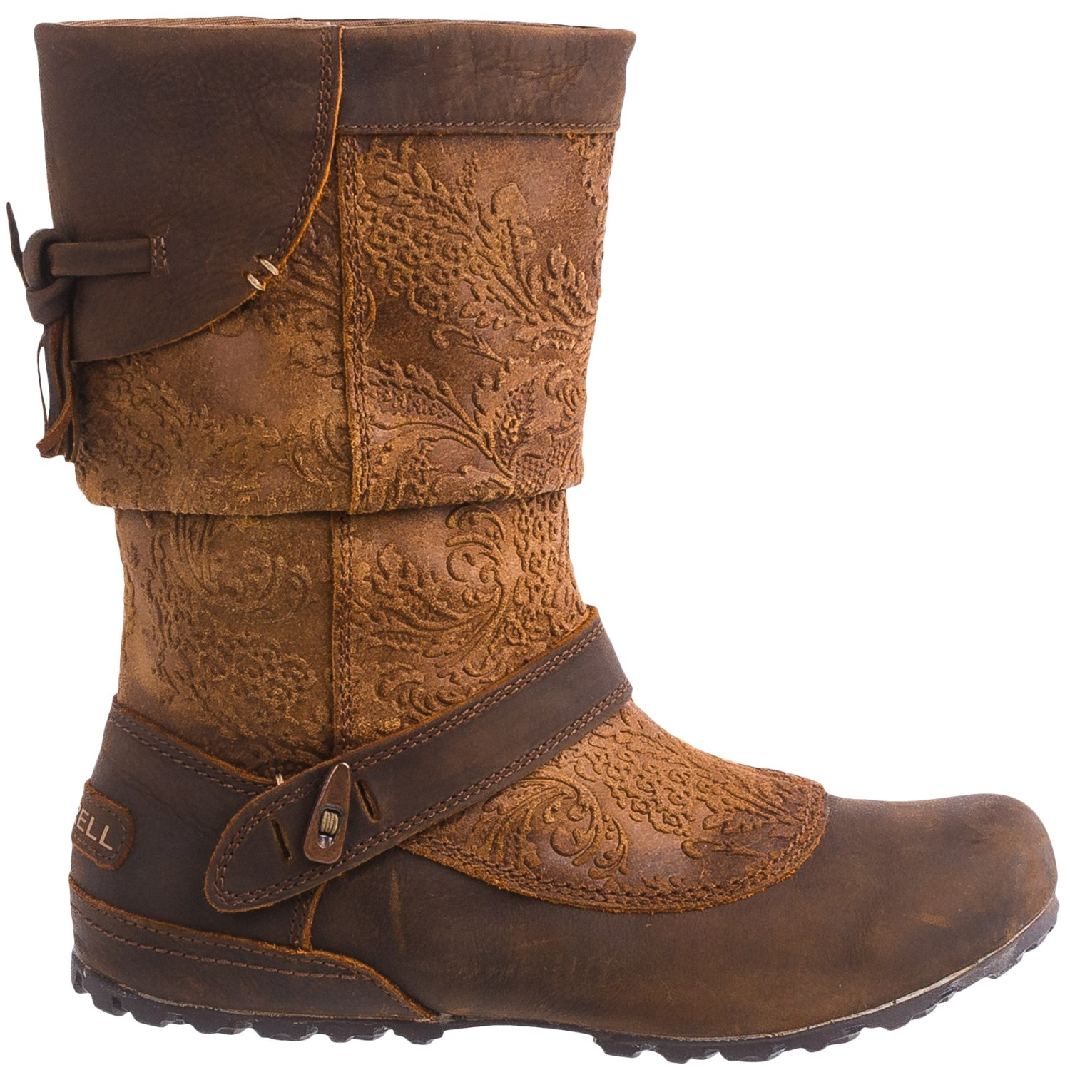 merrell pull boots for save 46