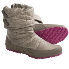 Merrell Haven Snow Boots - Waterproof, Insulated (For Women) in Brindle - Closeouts