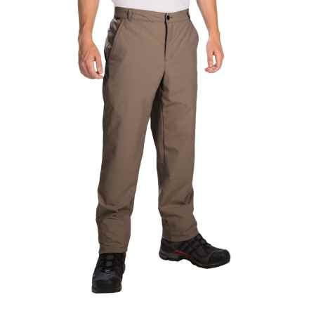 Merrell Horizon Pants - UPF 50+ (For Men) in Cappuccino - Closeouts