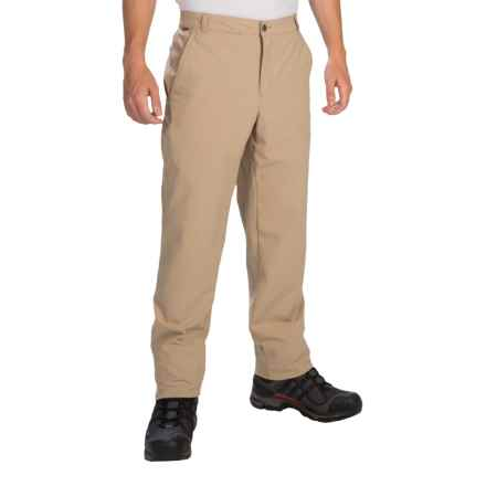 Merrell Horizon Pants - UPF 50+ (For Men) in Wheat - Closeouts