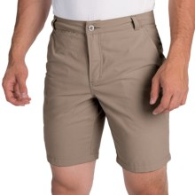 Merrell Horizon Shorts - UPF 50+ (For Men) in Cappuccino - Closeouts