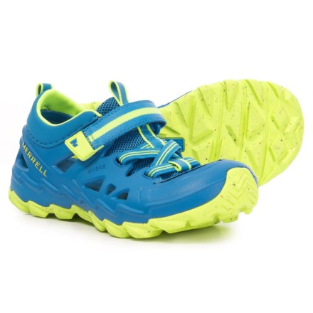huge discount 951a6 c7cff Merrell Hydro 2.0 Sneakers (For Toddler and Little Boys) in Blue Citron -