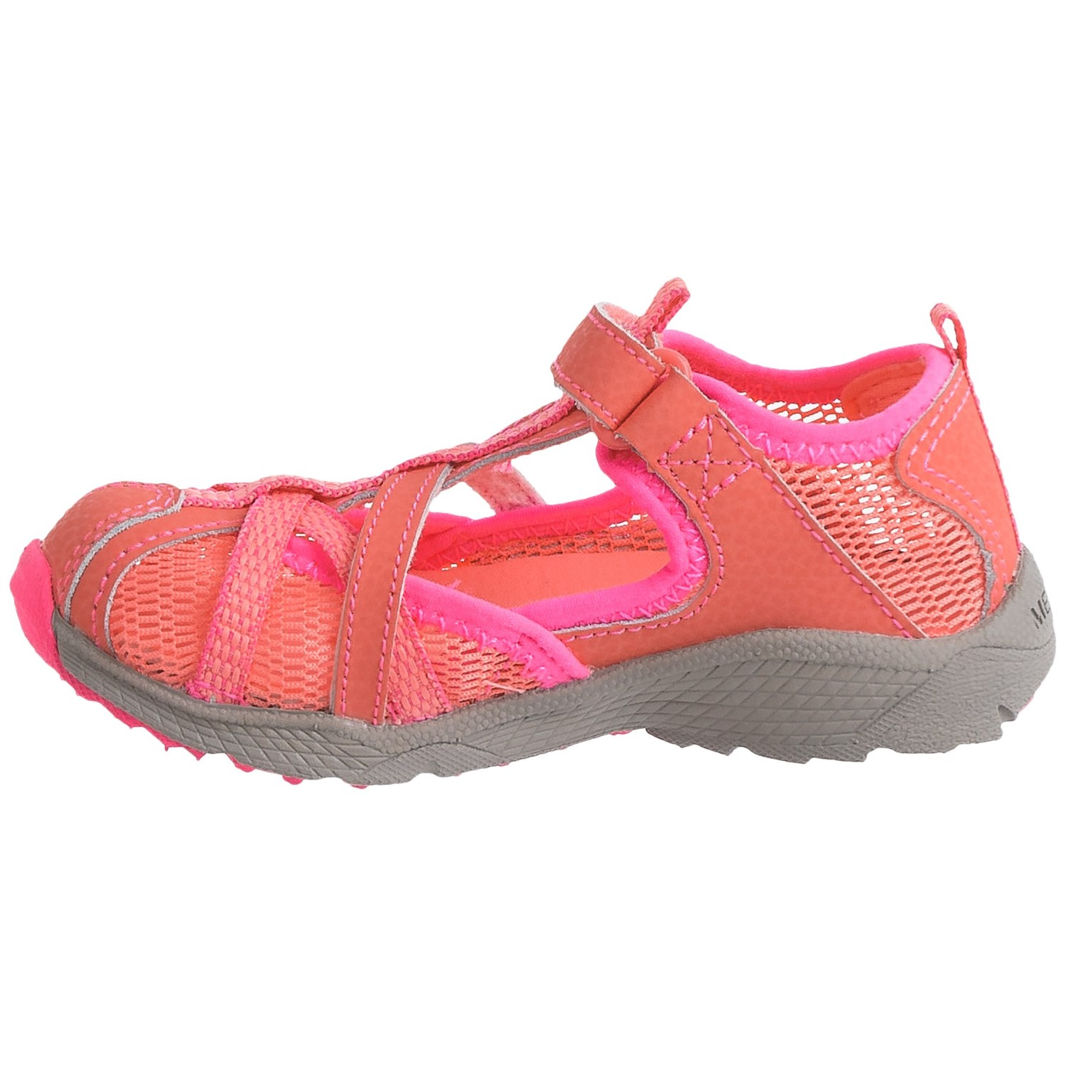 a78a4bf10f4b Merrell Hydro Monarch Junior Water Sandals - Leather and Mesh (For Little  and Big Girls)