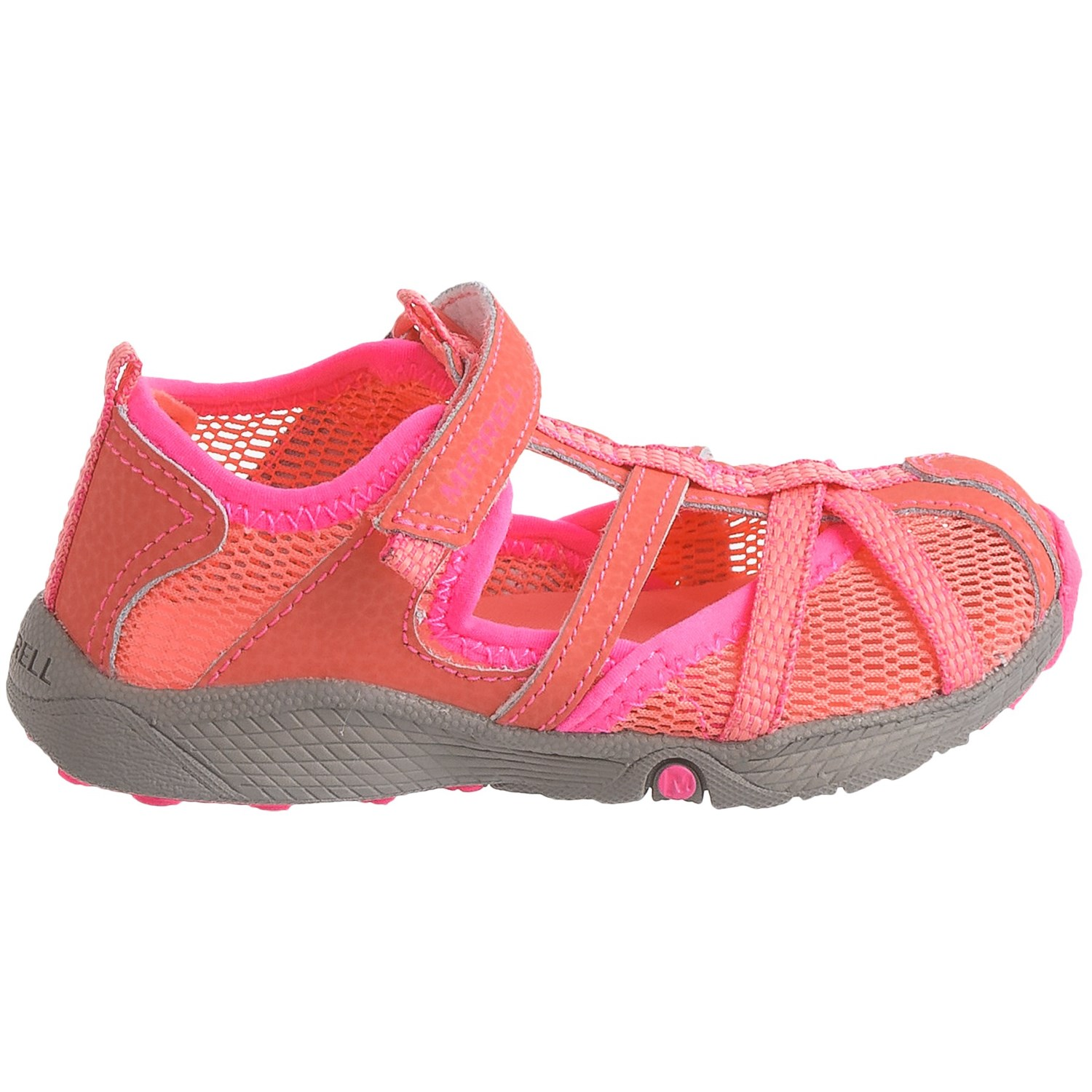 8560446d344 Merrell Hydro Monarch Junior Water Sandals - Leather and Mesh (For Little  and Big Girls)