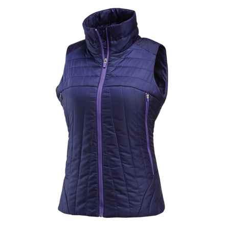 Merrell Inertia Quilted Vest - Waterproof, Insulated (For Women) in Equinox - Closeouts
