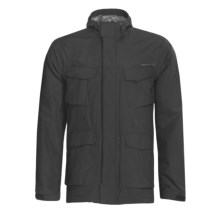 Merrell Interlude Jacket - Waterproof (For Men) in Black - Closeouts