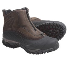 Merrell Isotherm Zip Boots - Waterproof, Insulated (For Men) in Espresso - Closeouts