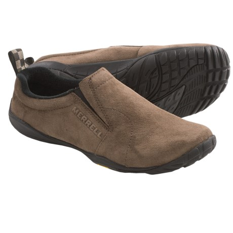 Merrell Jungle Glove Shoes - Minimalist (For Women) in Taupe