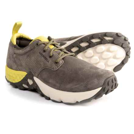 Merrell Jungle Lace AC+ Shoes - Pig Suede (For Women) in Falcon - Closeouts