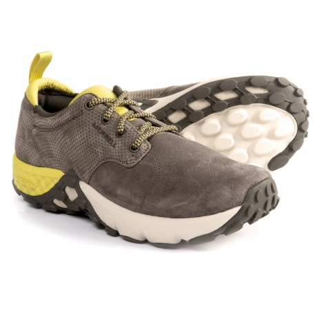 Merrell Jungle Lace AC+ Shoes - Pig Suede (For Women) in Falcon