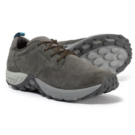 583e667f3699 Merrell Jungle Lace AC+ Shoes - Suede (For Men) in Beluga