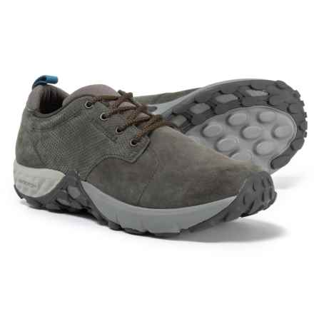 Merrell Jungle Lace AC+ Shoes - Suede (For Men) in Beluga