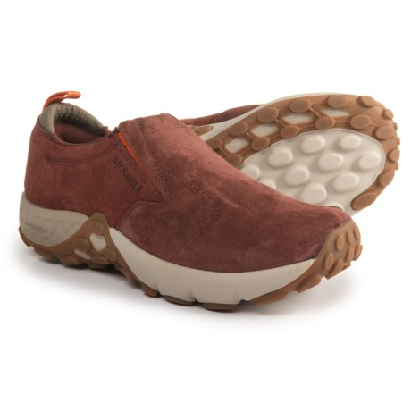 Merrell Jungle Moc AC+ Shoes - Pig Suede, Slip-Ons (For Women) in Andorra