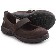 Merrell Jungle Moc Sport Mary Jane Shoes - Suede (For Little and Big Girls) in Brown - Closeouts