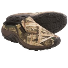 Merrell Jungle Slide Camo Shoes - Slip-Ons (For Men) in Mossy Oak Blades - Closeouts