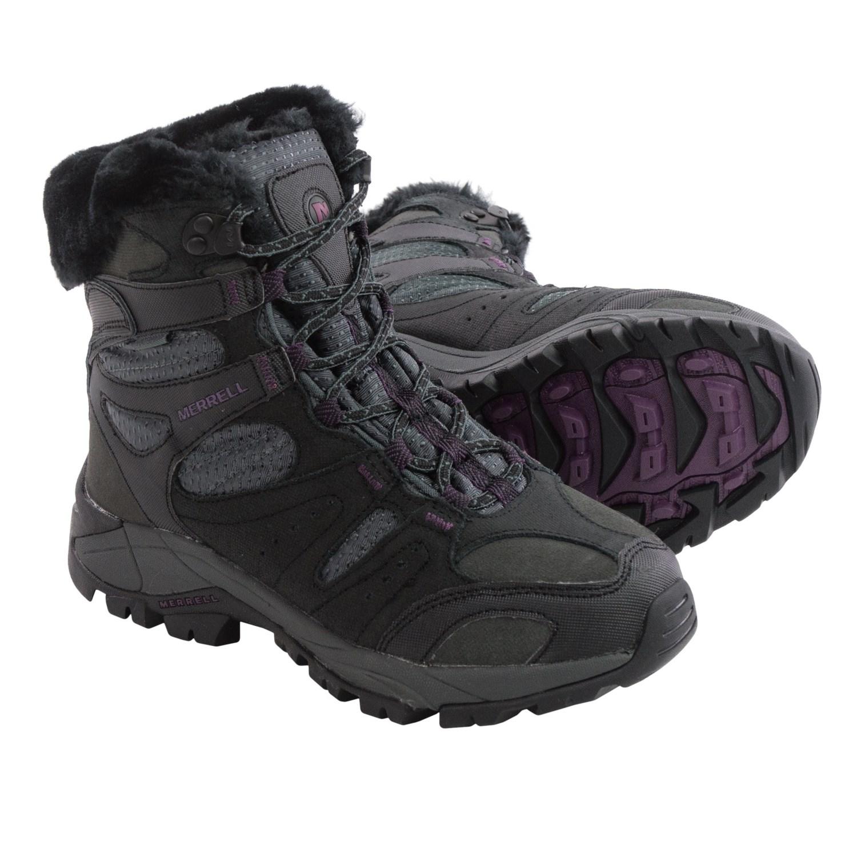 32ab6f20 Merrell Kiandra Snow Boots (For Women) - Save 61%