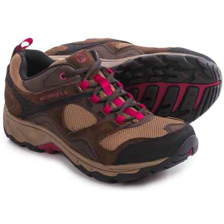 Merrell Kimsey Hiking Shoes (For Women) in Dark Brown - Closeouts