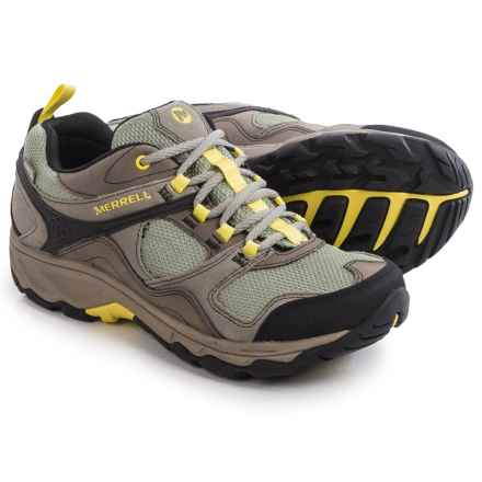 Merrell Kimsey Hiking Shoes - Waterproof (For Women) in Granite - Closeouts