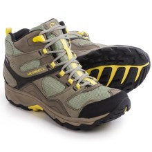 Merrell Kimsey Mid Hiking Boots - Waterproof (For Women) in Granite - Closeouts