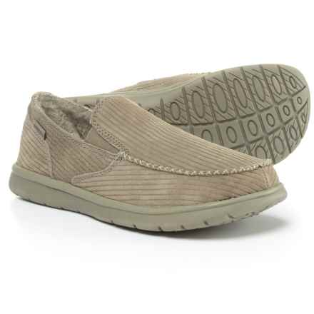 Merrell Laze Moc Shoes - Slip-Ons (For Men) in Boulder - Closeouts