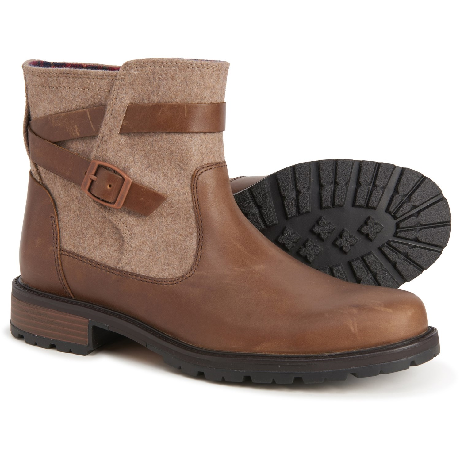 Merrell Legacy Buckle Boots (For Women