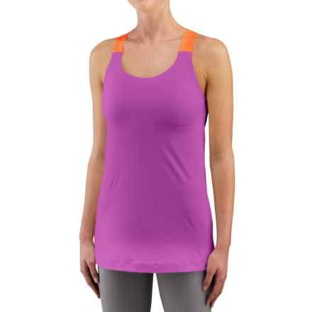 Merrell Liana Tank Top - Built-In Shelf Bra (For Women) in Hyacinth Violet - Closeouts