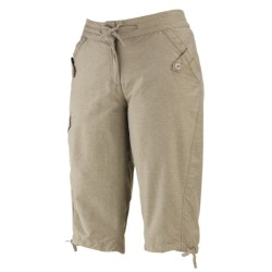 Merrell Lidia Capris - UPF 50+ (For Women) in Stone Heather