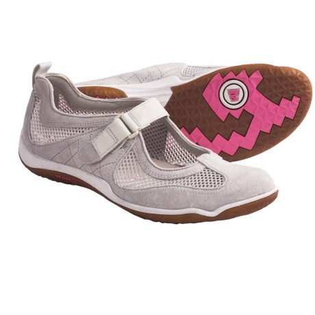 Merrell Lorelei Emme Shoes - Mary Janes (For Women) in Ash