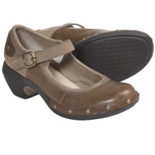 Merrell Luxe Mary Jane Shoes - Leather (For Women) in Otter - Closeouts