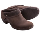 Merrell Luxe Wrap Clogs - Leather (For Women)