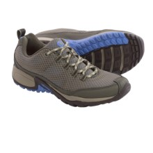 Merrell Messomorph Hiking Shoes (For Women) in Boulder/Periwinkle - Closeouts