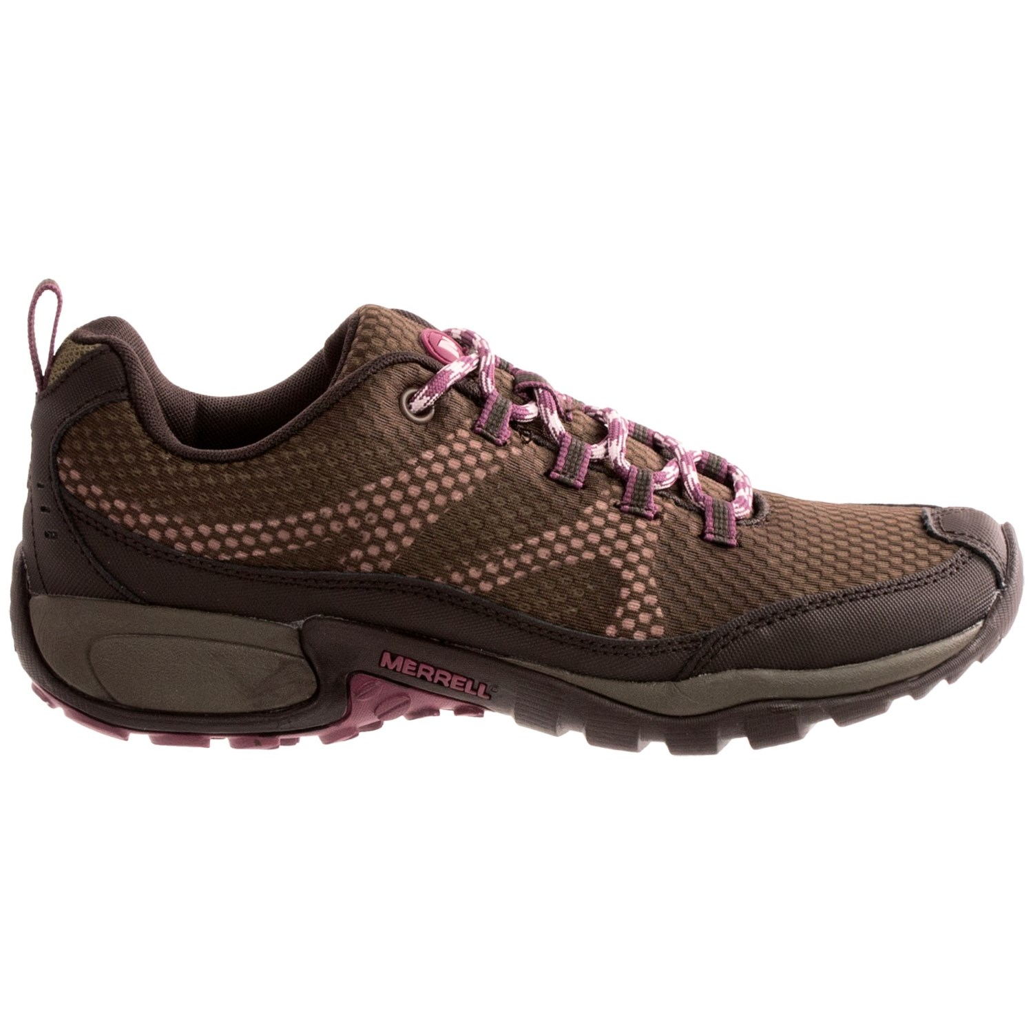 Merrell Fluorecein Hiking Shoes Waterproof For Women