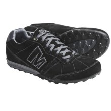 Merrell Miles Lace-Up Shoes (For Men) in Black/Castle Rock - Closeouts