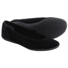 Merrell Mimix Bond Ballet Flats - Suede (For Women) in Black - Closeouts