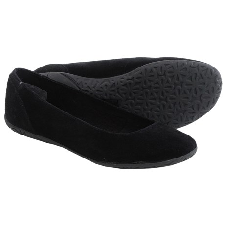 Merrell Mimix Bond Ballet Flats Suede (For Women)