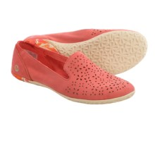 Merrell Mimix Daze Shoes - Slip-Ons (For Women) in Coral - Closeouts