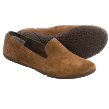 Merrell Mimix Fuse Shoes - Pig Suede, Slip-Ons (For Women) in Oak - Closeouts
