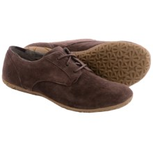 Merrell Mimix Link Shoes - Pig Suede (For Women) in Chocolate Brown - Closeouts
