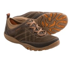 Merrell Mimosa Glee Shoes - Lace-Ups (For Women) in Mocha - Closeouts